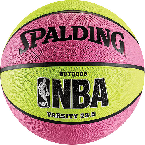 Spalding Official NBA Varsity Junior Outdoor Basketball by Spalding