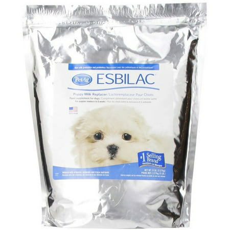 Esbilac Puppy Milk Replacer Powder, 5 lb