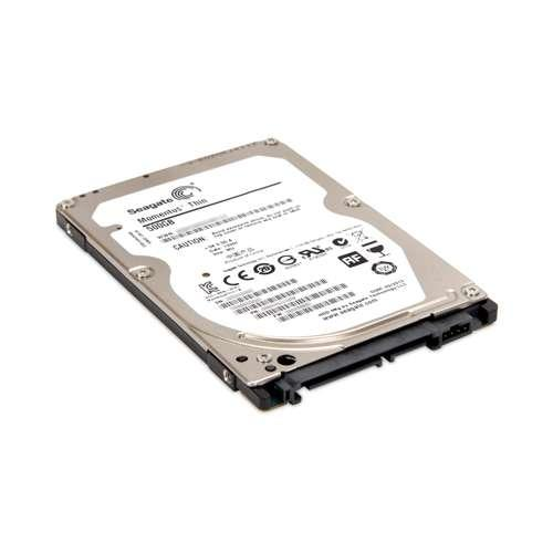 "Seagate Momentus Thin 500GB Internal Hard Drive - 2.5"" Form Factor, SATA II 3Gb/s, 5400 RPM, 16MB Cache  - ST500LT012"