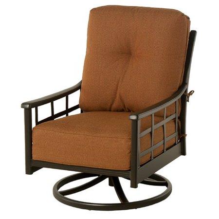 Fleur De Lis Living Merlyn Club Swivel Rocking Chair ()