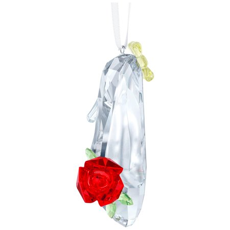 Swarovski Belle Inspired Shoe Ornament - Shoe Ornaments