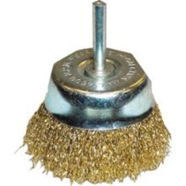 K Tool International KTI79216 Brush 3 Inch Crimped Cup Coarse
