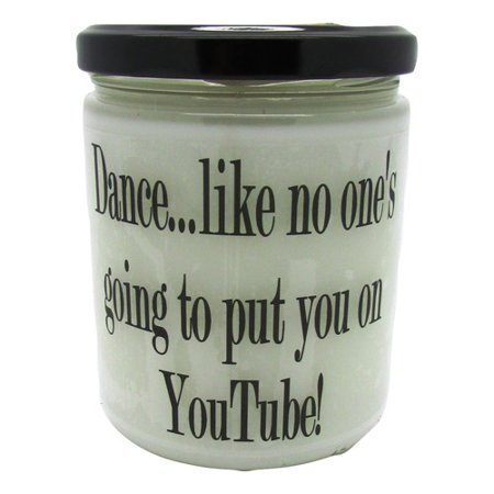 Star Hollow Candle Company Dance  Like No Ones Going To Put You On Youtube Buttery Maple Syrup Jar