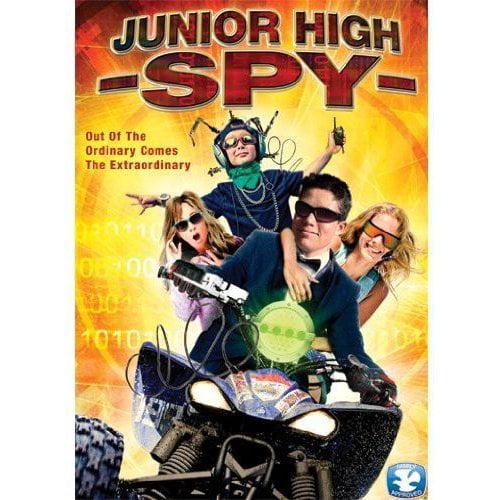 Junior High Spy (Widescreen)