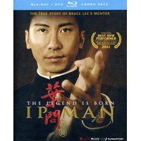 Legend Is Born: Ip Man (Blu-ray + DVD)
