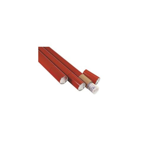 Shoplet select Red Telescoping Mailing Tubes SHPTT3036
