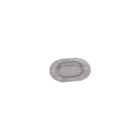 MACs Auto Parts Premier  Products 44-40409 - Mustang Floor Pan Drain Hole - Mustang Pan