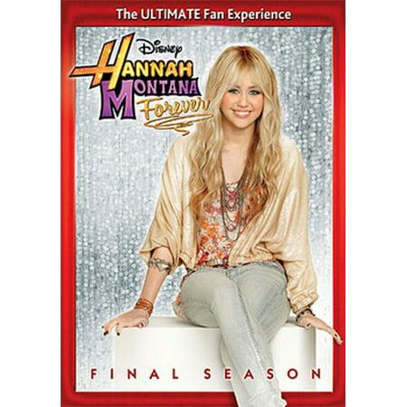 Hannah Montana Forever: Final Season (DVD) (Hannah Montana Season 4)