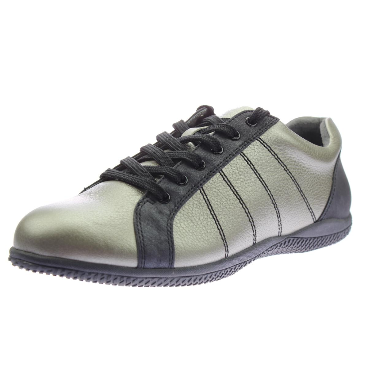 SoftWalk Womens Hickory Leather Casual Athletic Shoes by SoftWalk