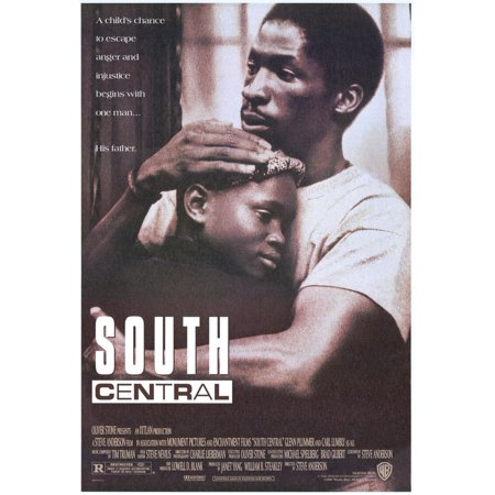 South Satin - South Central - movie POSTER (Style A) (11