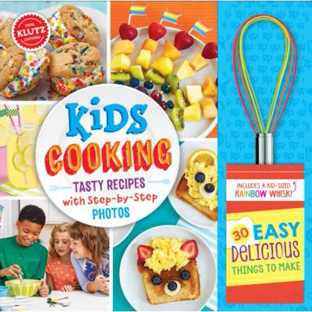 Kids Cooking : Tasty Recipes with Step-By-Step Photos