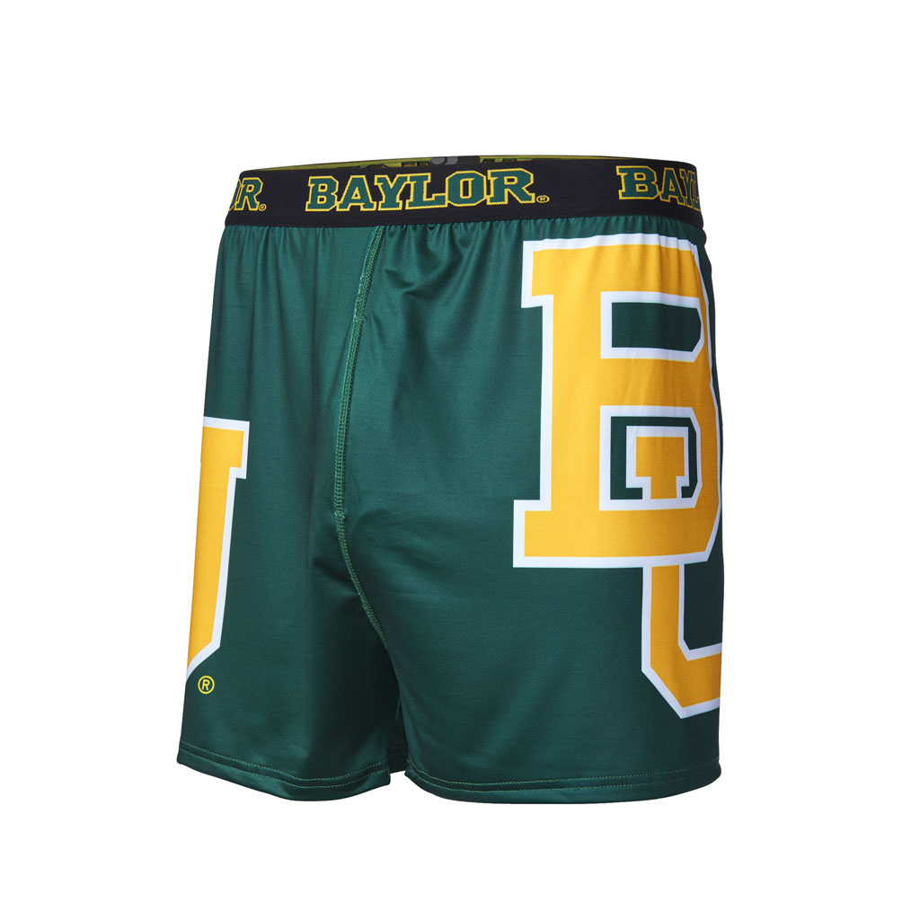 BU Baylor University Bears Men's Everyday Underwear by Fandemics