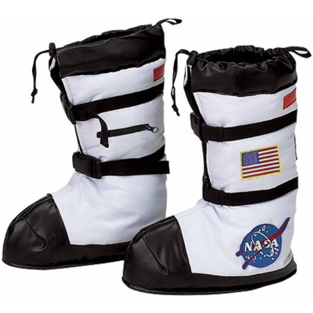 NASA Astronaut Boot Covers Child Halloween Costume Accessory (Nala Halloween Costumes)