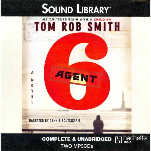 Agent 6: Library Edition