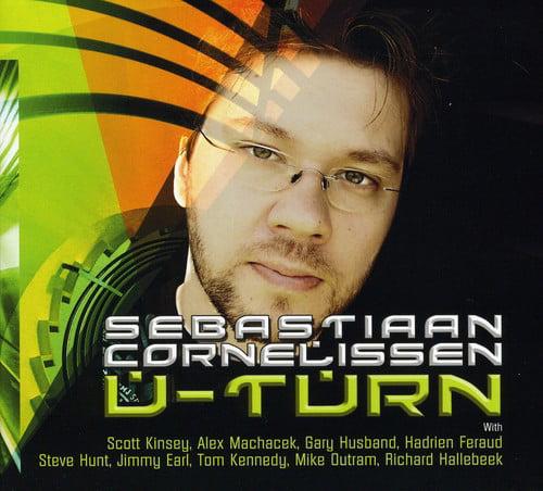 Sebastiaan Cornelissen - U-Turn [CD]