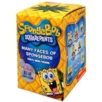 Nickelodeon Spongebob Squarepants Many Faces of Spongebob Mystery Pack