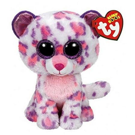 6fcdf52b269 Ty Beanie Boos Serena - Snow Leopard (Justice Exclusive) - Walmart.com