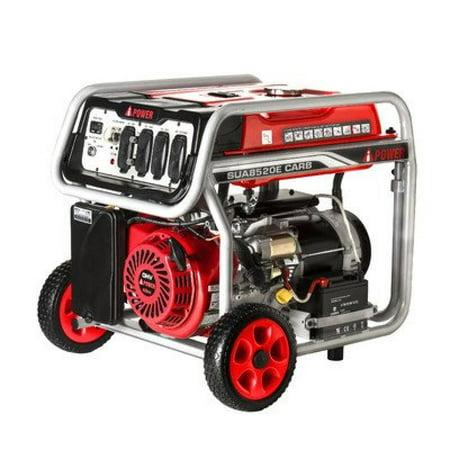 Image of 8250 Watt CARB Portable Gasoline Generator