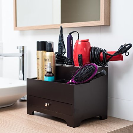 Stock Your Home Hair Care Organizer For Use As A Accessories Makeup