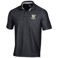 University of Washington Men's Polo Champion Tonal Stripe Polo
