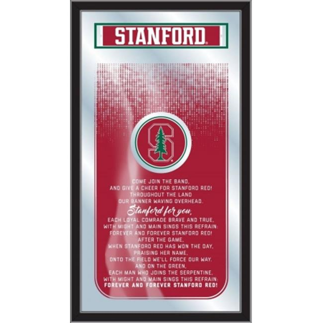 Holland Bar Stool MFghtStnfrd NCAA Stanford Fight Song Logo Mirror, 26 x 15 in. - image 1 of 1