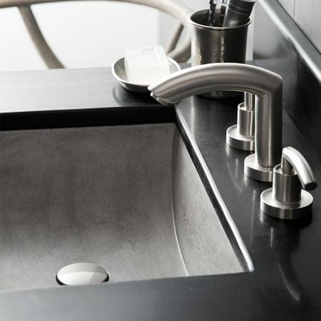 Native Trails Cabrillo Undermount Bathroom Sink (Cabrillo Slate)