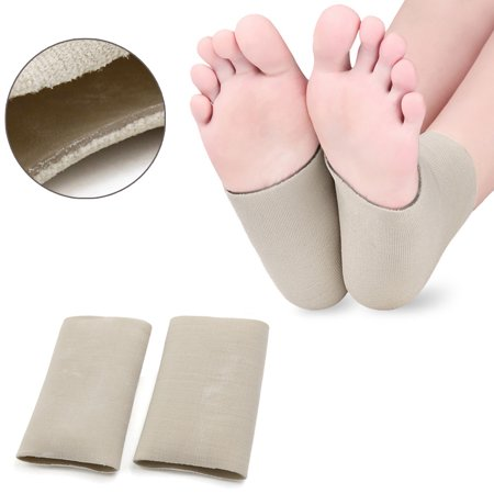 Silicone One Size Compression Plantar Fasciitis Heel Ankle Support Therapy Wrap