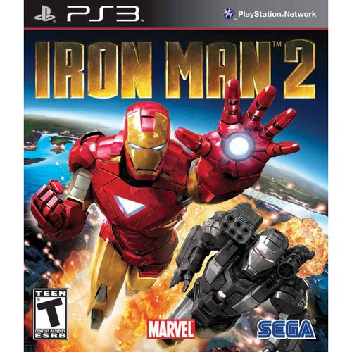 Ironman 2 (PS3) - Pre-Owned