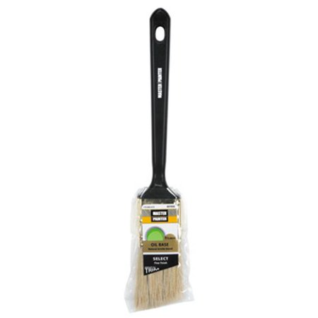 1.5' Sash Brush - SHUR-LINE-IMPORT 1-1/2-Inch Select Angle Sash Paint Brush