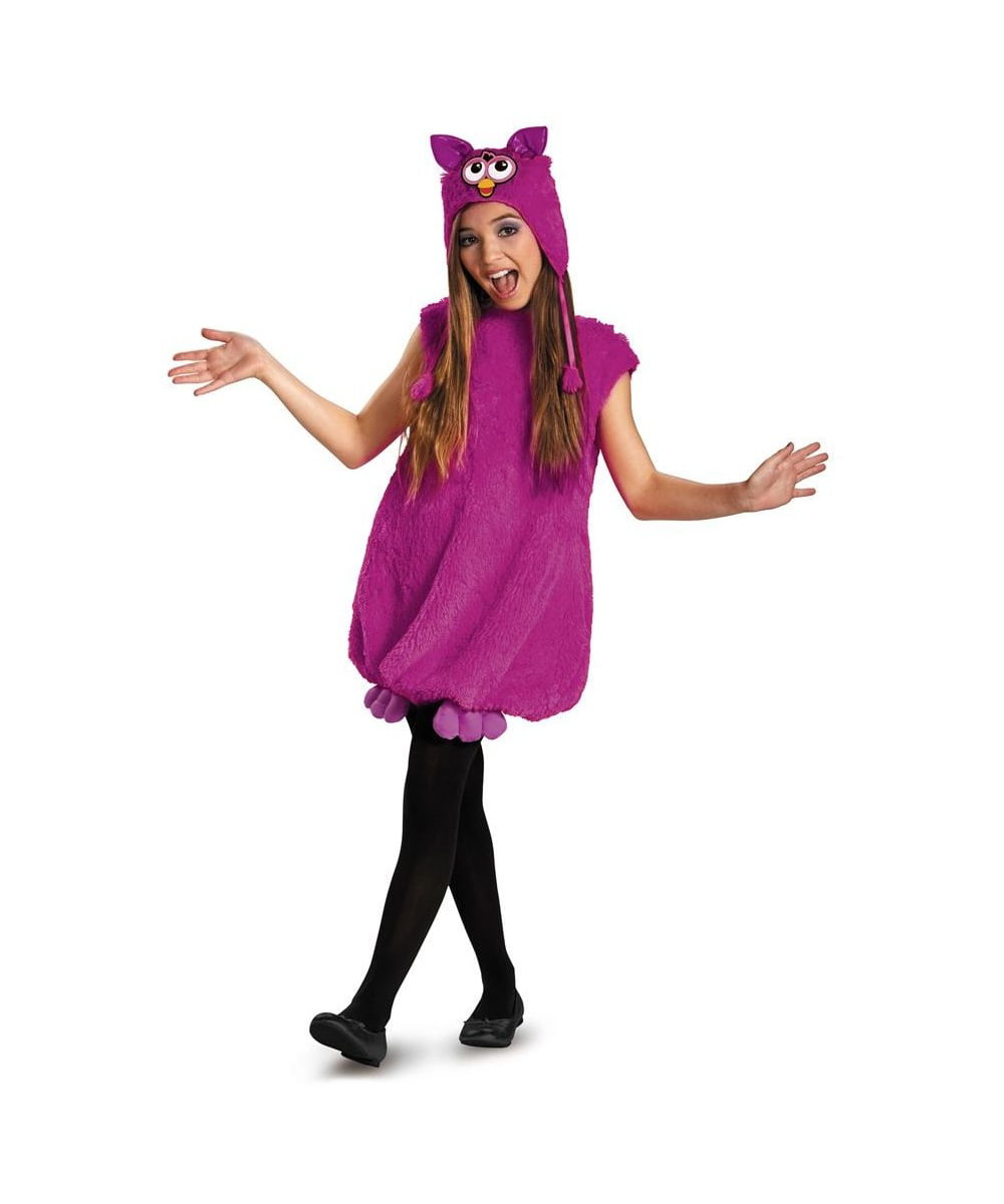 Voodoo Furby Kids Costume deluxe by