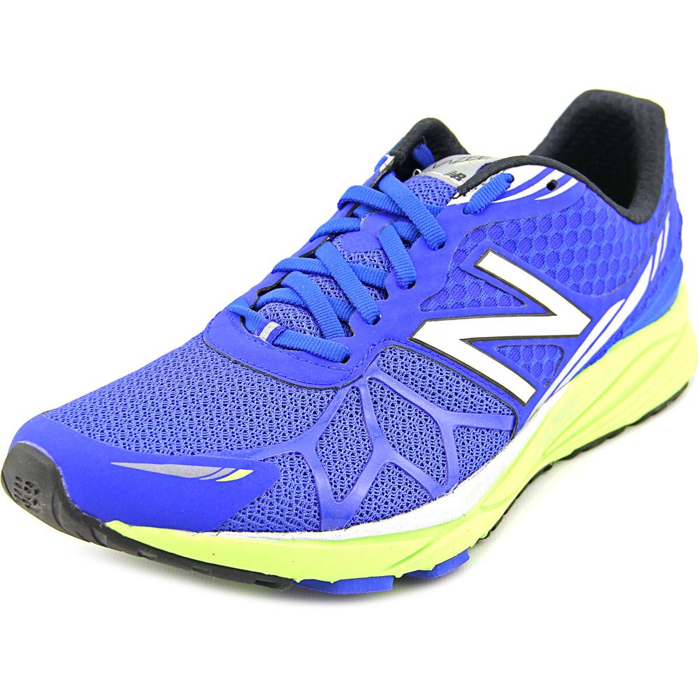 New Balance Pace Women Round Toe Synthetic Blue Running Shoe by New Balance