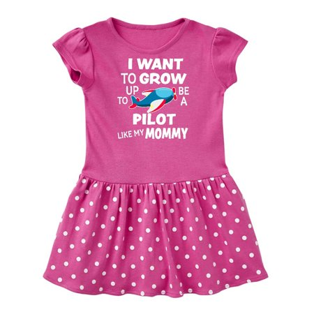 Mummy Dress Up (I Want To Grow up To Be a Pilot Like My Mommy Infant)