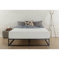 "Zinus Joseph Modern Studio 10"" Platforma Low Profile Bed Frame, Multiple Sizes"