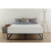 zinus platforma low profile 10 bed frame - Low King Size Bed Frame
