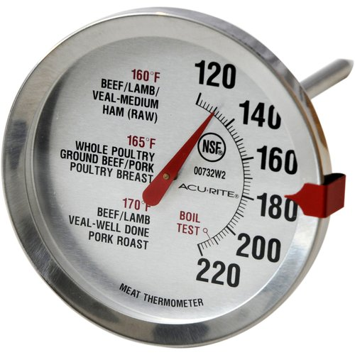 Image of AcuRite Meat Thermometer, 00732W3