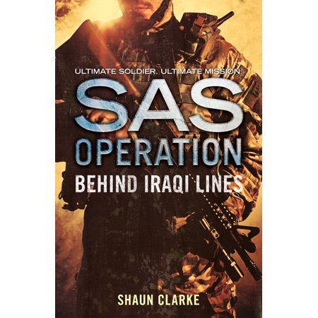 Behind Iraqi Lines (SAS Operation) - eBook Single Line Operation