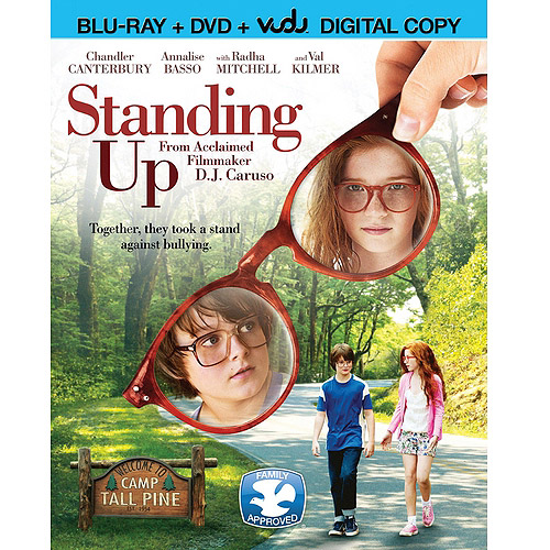 Standing Up (Blu-ray + DVD + Digital Copy) (Walmart Exclusive)