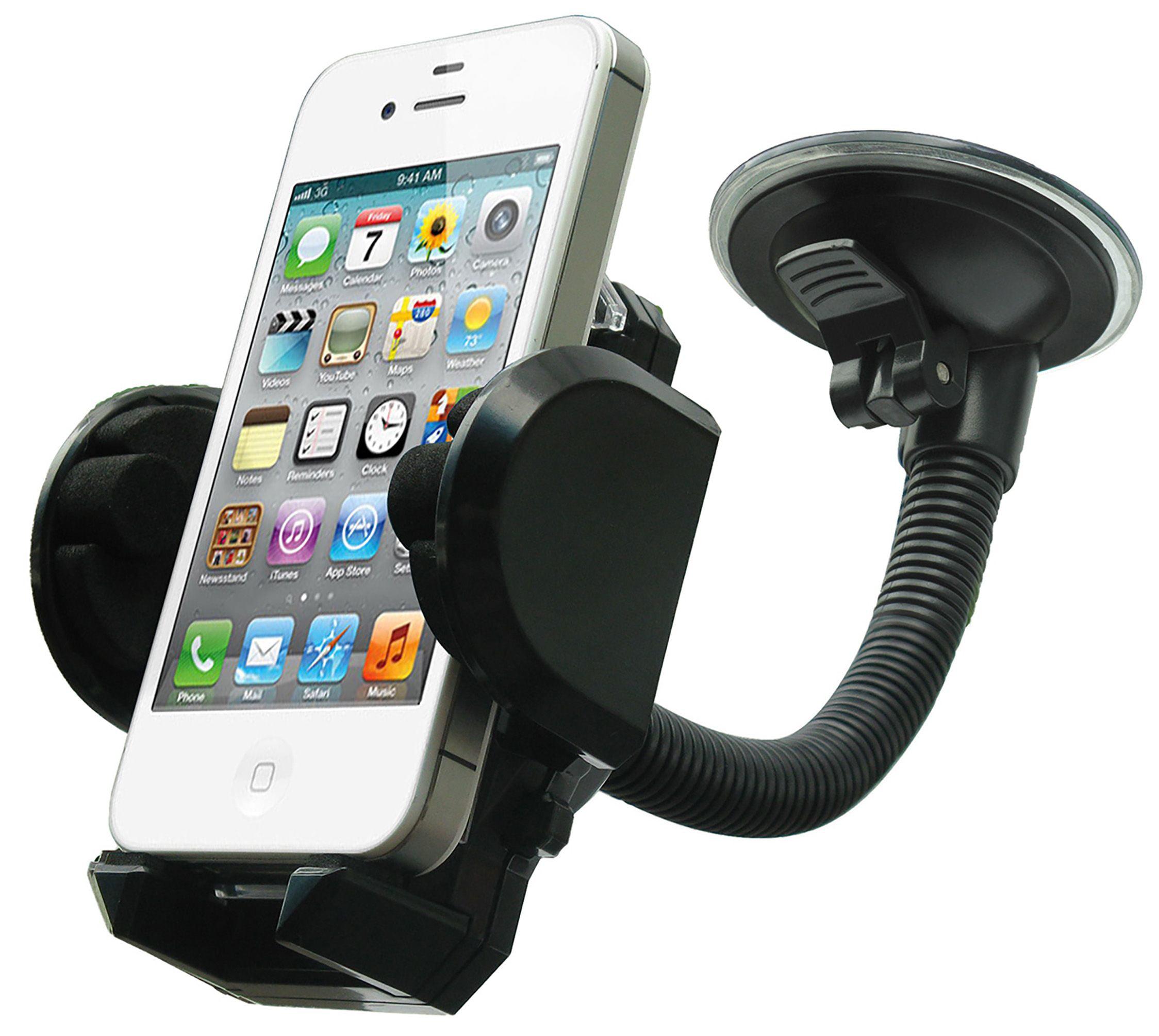 Cell Phone Holder Mobile Phone Car Mount 360 Degree Rotation Windshield Dashboard Cradle For Gps Iphone X 8 7 7plus 6 6plus 5s 5 5c Samsung Galaxy S7 Edge 6s Smartphones Walmart Com Walmart Com