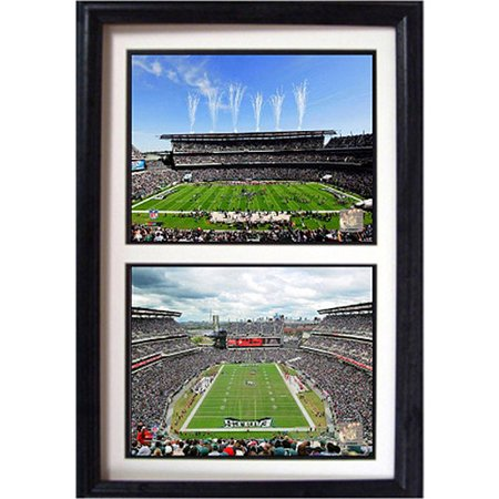 NFL Philadelphia Eagles Double Custom Frame, 12x18