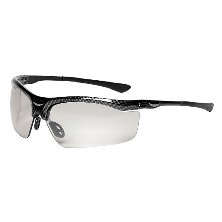 3M Smart Lens Protective Eyewear, 13407-00000-5 Photochromatic Lens, Black Frame  (Pack of (See Eyewear Coupon)