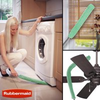 Rubbermaid Flexi-Wand Microfiber Duster High Reach Home Cleaning Kit Ceiling Dusting Fan