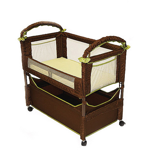 Arm's Reach Brand Clearvue Bassinet, Choose Your Fabric by Arm%27s Reach