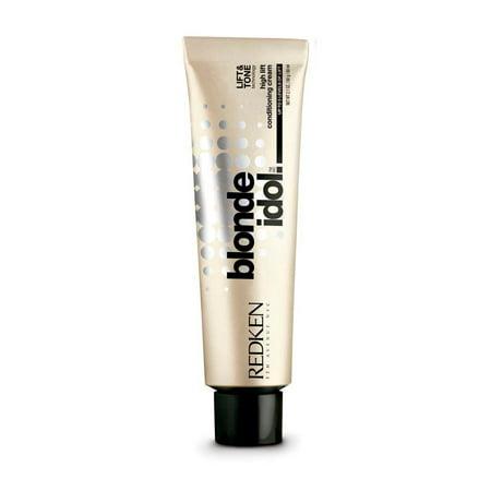 Blonde Base - Redken Blonde Idol Hight Lift Conditioning Cream Base - Base 5-7 / Mocha Pearl