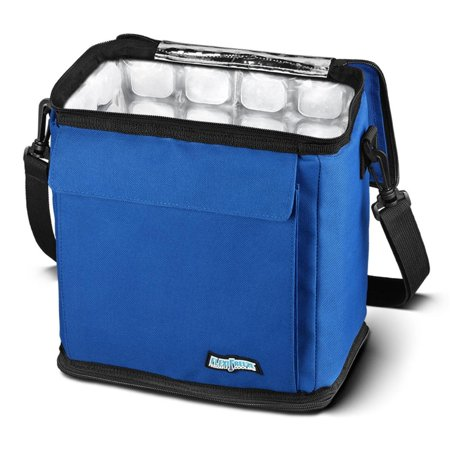Sofa Ice - FlexiFreeze 12 Can Soft Cooler with Built-In Ice