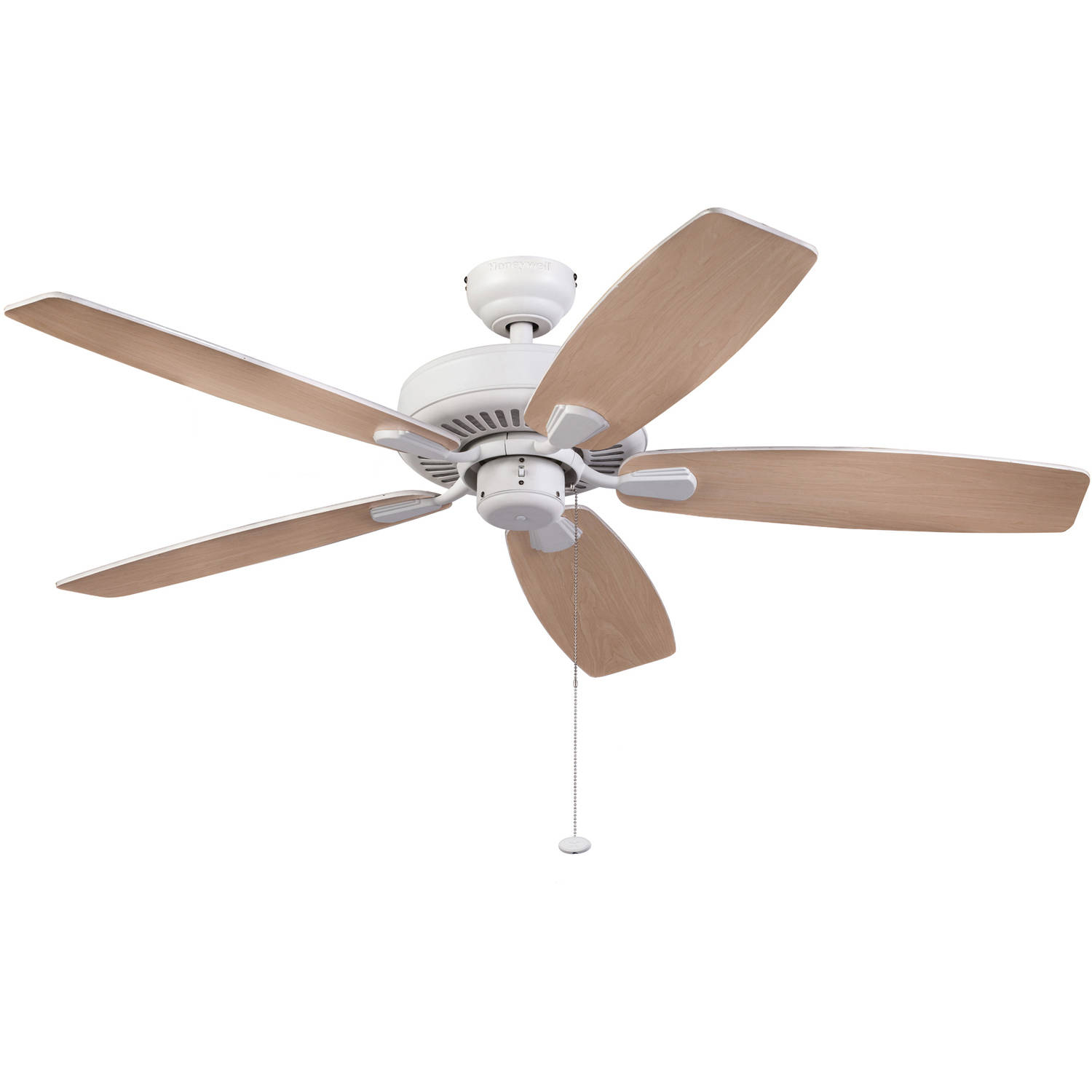 "52"" Honeywell Blufton Outdoor Ceiling Fan White Walmart"