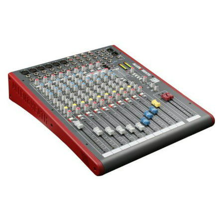 Efx Mixer - Allen & Heath ZED-12FX 12-Channel Mixer with USB Interface and Onboard EFX