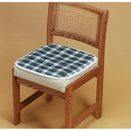 """CareFor Deluxe Designer Print Reusable Chair Pad 17"""" x 17"""""""