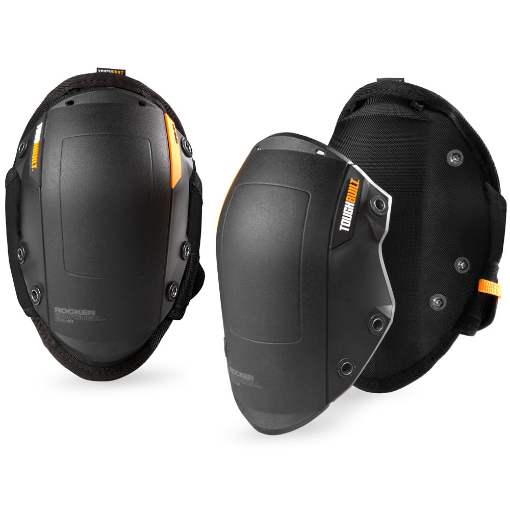 GelFit Rocker Knee Pads (SnapShell compatible) by ToughBuilt Industries, Inc.
