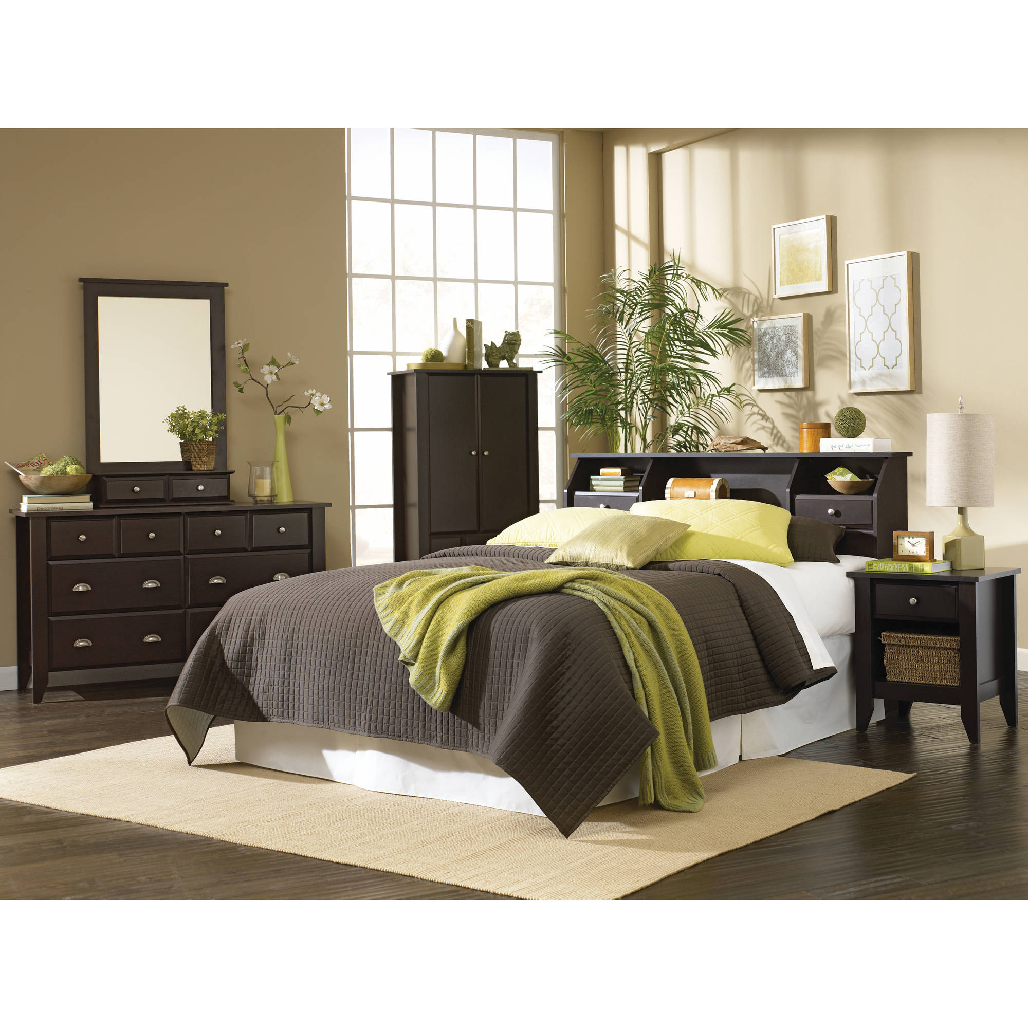Sauder Shoal Creek Bedroom Furniture Collection