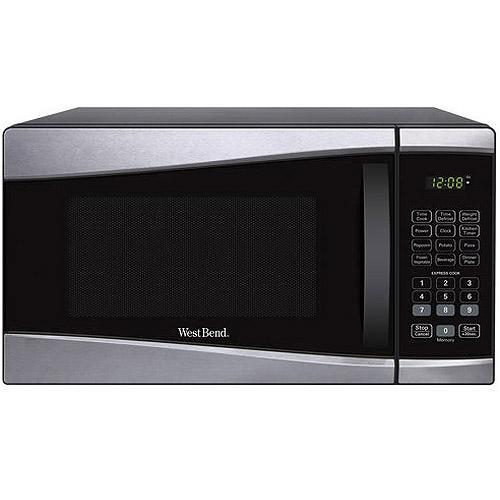 West Bend 0.9-cu. ft. 900-Watt Microwave